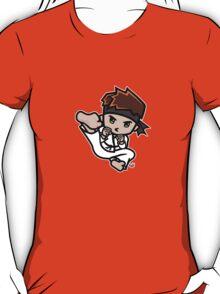 Martial Arts/Karate Boy - Jumpkick T-Shirt