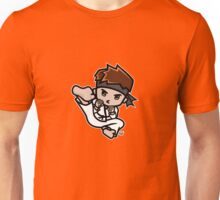 Martial Arts/Karate Boy - Jumpkick Unisex T-Shirt