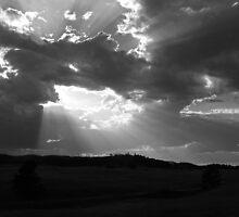 Black Hills Drama by Rachel Sonnenschein