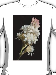 Polianthes flower T-Shirt