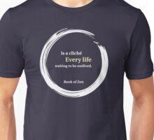 Inspirational Destiny & Life Quote Unisex T-Shirt