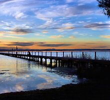Long Jetty  by Nickie