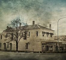 Corner of Gidley and Bank by garts
