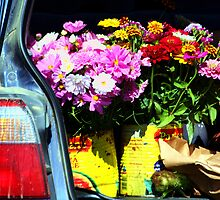 Tailgate Bouquet by phil decocco