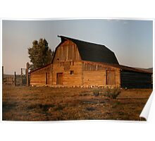 Most Famous Barn in USA Poster