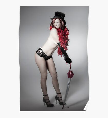 Playful Vamp!! Poster