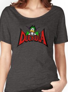 DUCKULA Women's Relaxed Fit T-Shirt