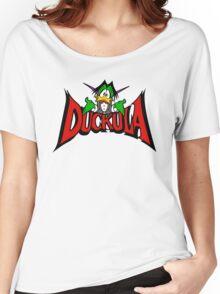DUCKULA Women's Relaxed Fit T-Shirt