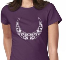 LA LUNA Womens Fitted T-Shirt