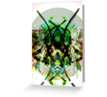 Insect II Greeting Card