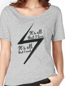 It's All That I Love Women's Relaxed Fit T-Shirt