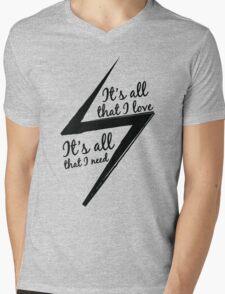 It's All That I Love Mens V-Neck T-Shirt