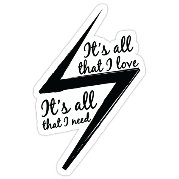 It's All That I Love by beberequin