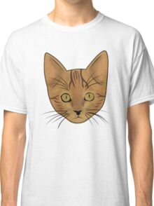 Cat / Kitten (Benji) Classic T-Shirt