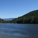 North Thompson River Provincial Park, British Columbia, Canada. July 2011 by Jeff Ashworth & Pat DeLeenheer