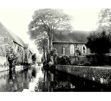 The River Stour  Photographic Print