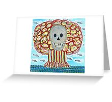 DOOMSDAY Greeting Card