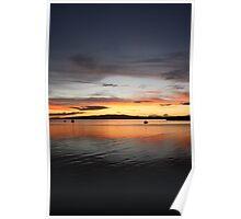 darkening sun Poster