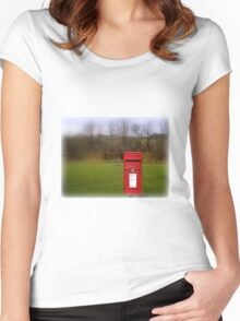 Country Mailbox Women's Fitted Scoop T-Shirt