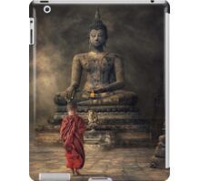 The Buddhist  iPad Case/Skin