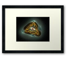 """""""Marble"""" (a childs treasure) Framed Print"""