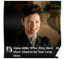 mum used to be dad Poster