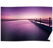 Narrabeen Sunrise II Poster