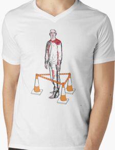 zombie!!!! Mens V-Neck T-Shirt