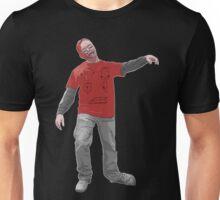plane-t-shirt zombie Unisex T-Shirt