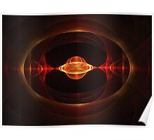Energetic Fushion Poster