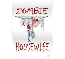 zombie housewife  Poster