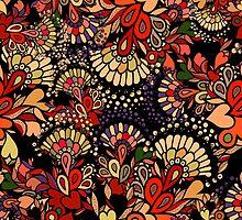 Flower fantasy. by Polanika