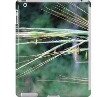 Our days are like grass iPad Case/Skin