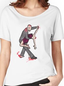 dance of the dead  Women's Relaxed Fit T-Shirt