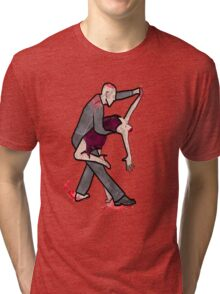 dance of the dead  Tri-blend T-Shirt