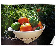 Garden Goodies Poster