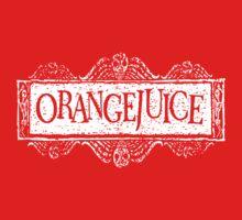 Orangejuice One Piece - Short Sleeve