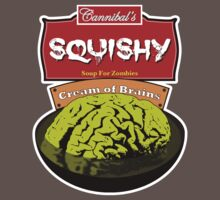 Cream of Brains Soup by Anthony Pipitone