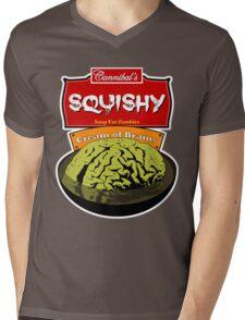 Cream of Brains Soup Mens V-Neck T-Shirt