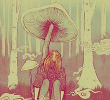 mushrooms III by margaw