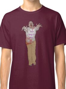 hug it out zombie Classic T-Shirt