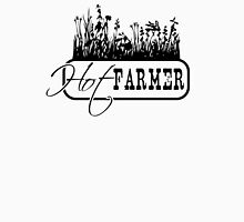 Hot Farmer - flowers Unisex T-Shirt