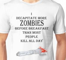zombie breakfast Unisex T-Shirt