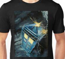 Tardis & Time Vortex Unisex T-Shirt