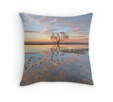 The Dawn Tree - Victoria Point Throw Pillow