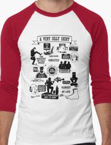 Monty Python Quotes Men's Baseball ¾ T-Shirt