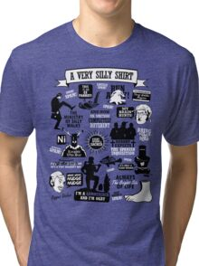 Monty Python Quotes Tri-blend T-Shirt