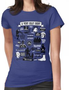 Monty Python Quotes Womens Fitted T-Shirt