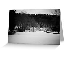 Hortonville House Greeting Card