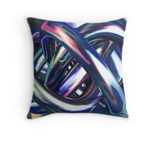 Eternal Harmony of the Peaceful Mind Throw Pillow